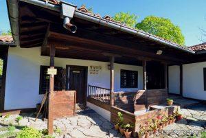 Родна къща на Пейо Яворов