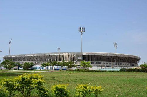 Стадионът Охене Джан в столицата на Гана, завършен и открит през 1960 година от български архитекти под ръководството на арх. Александър Баров. През 2008 година той става място на провеждане на Футболната купа на африканските нации. За целта е реновиран и модернизиран, за да срещне стандартите на FIFA.