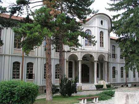 Сградата на Учредителното събрание