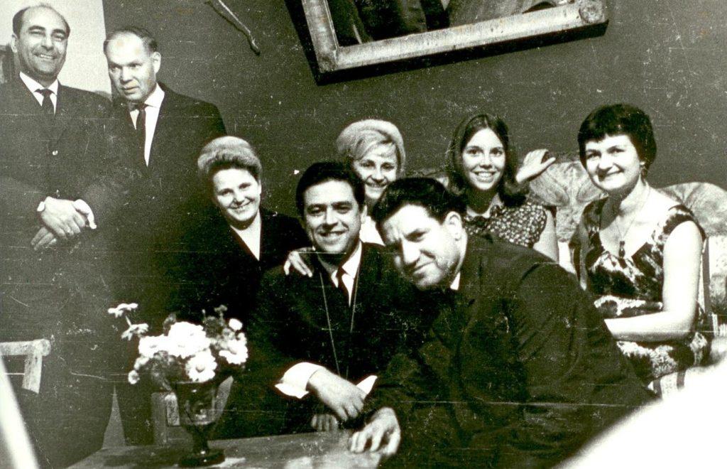 Христо Траянов със свои съратници