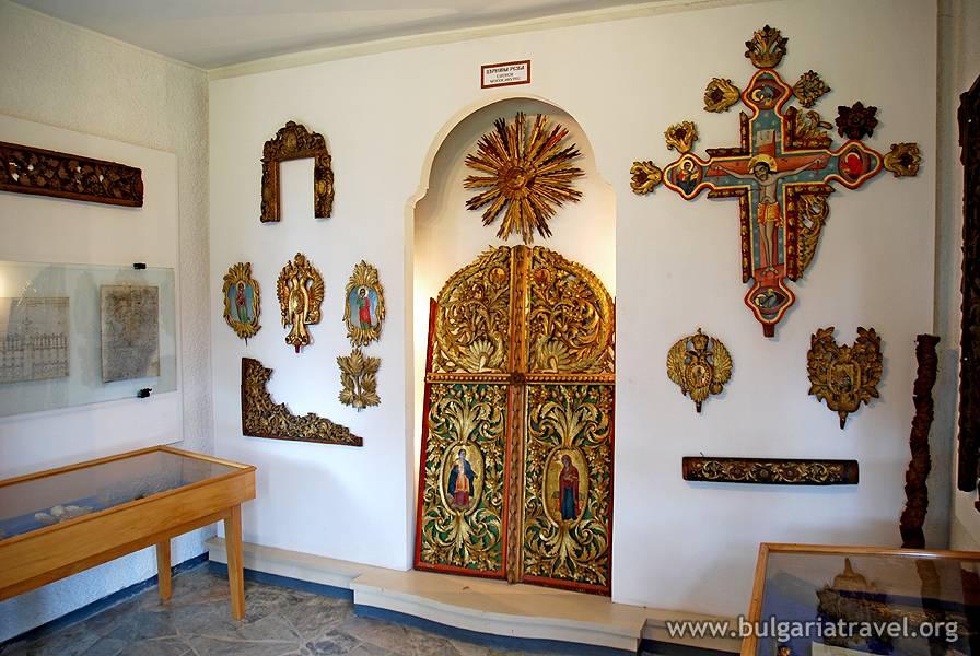 Музей на резбарството в Трявна