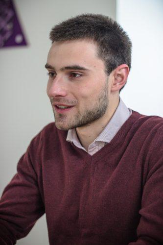 Бончо Върхошков мечтае някой ден страната ни да осигурява необходимите условия за младите инженери у нас.