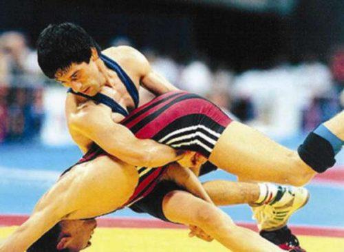 Валентин Йорданов - единствения борец в света с двуцифрено число медали от мондиали.