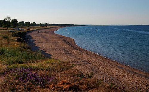 Плажът Крапец източник: brat-bg.com