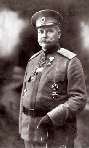 Генерал Тодор Кантарджиев началник на Варненския укрепен пункт