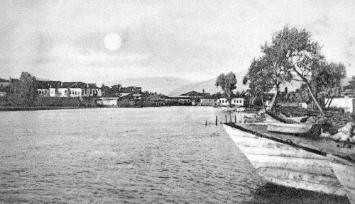 Град Струга в началото на XX век