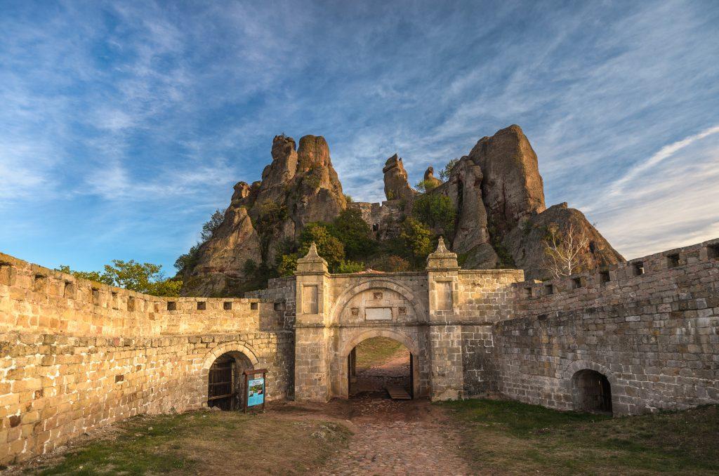 Белоградчишката крепост, автор Пламен Петков