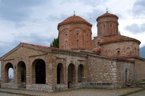 Манастирът Св. Наум в Охрид