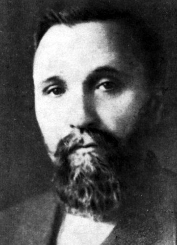 Стоян Костурков, един от основателите на Радикалдемократическата партия, впоследствие- Радикална партия