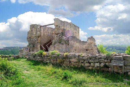Крепост при град Червен - източник:bulgariatravel.org