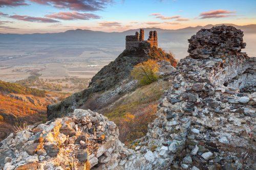 Крепост Аневско Кале - фотограф:Евгени Динев