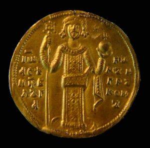 Златен печат на Иван Асен II