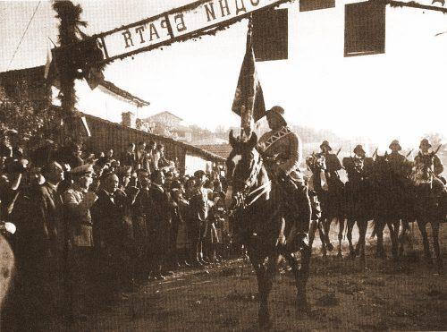 Български военни в Прилеп