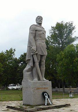 Паметник на Момчил юнак