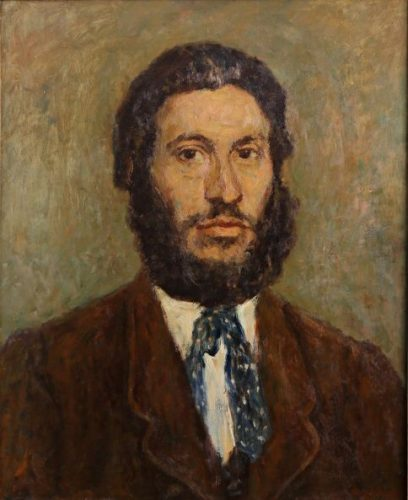 Портрет на Васил Друмев
