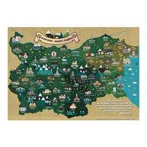 Стенна карта