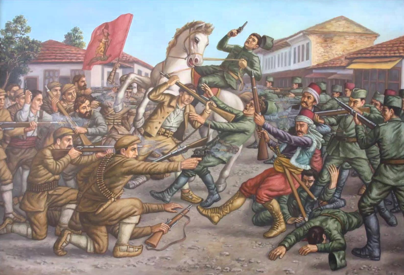 Тиквешкото въстание – българският отговор на сръбските репресии ...