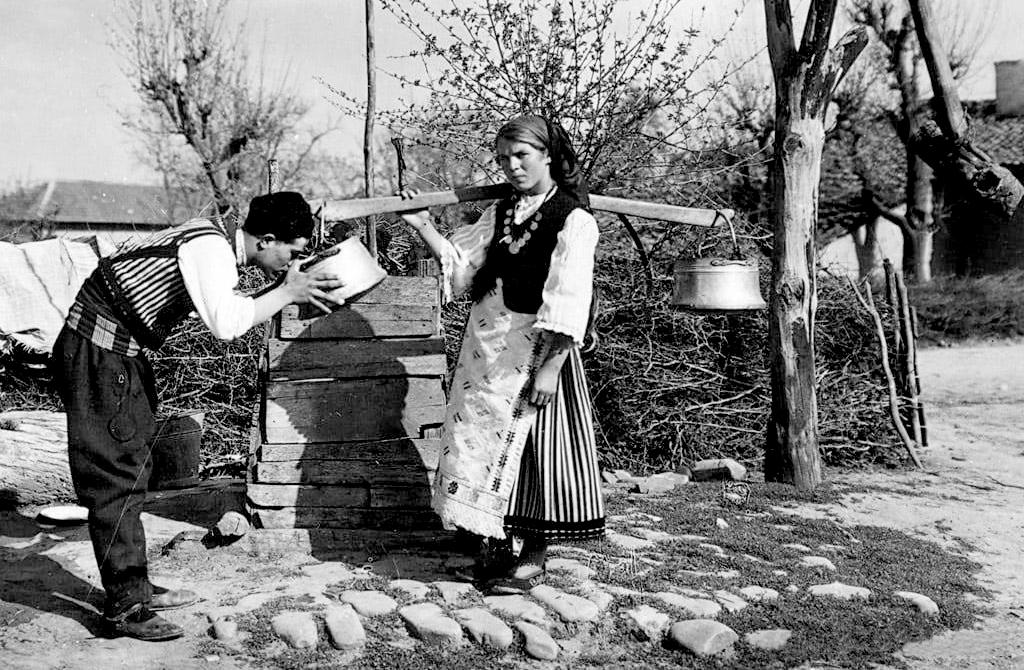 Резултат с изображение за сватбите по българските земи