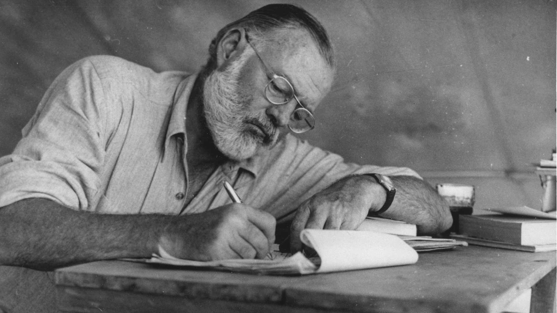 Какво написа Ърнест Хемингуей за България   Българска история