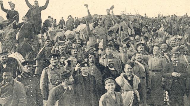"""""""Поклон, народе мой!"""": Мобилизацията за Балканската война"""
